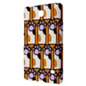 Cute Cat Hand Orange Samsung Galaxy Tab 4 (7 ) Hardshell Case  View2