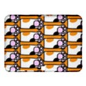 Cute Cat Hand Orange Samsung Galaxy Tab 4 (10.1 ) Hardshell Case  View1