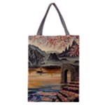 Japanese LAke of Tranquility Classic Tote Bag