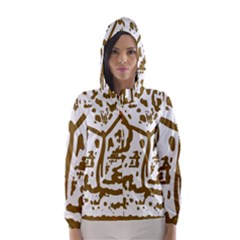 The Dance Hooded Wind Breaker (Women)