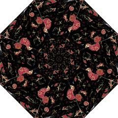 Elegant Mind Folding Umbrellas by Valentinaart