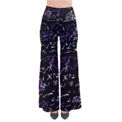 Abstract Mind   Purple Pants by Valentinaart
