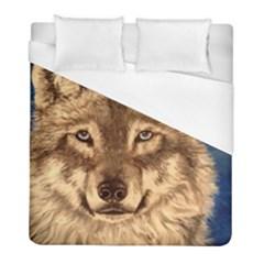 Wolf Duvet Cover (full/ Double Size)