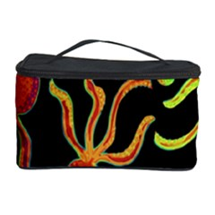 Octopuses pattern 2 Cosmetic Storage Case