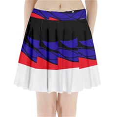 Cool obsession  Pleated Mini Skirt by Valentinaart