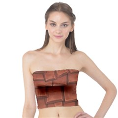 Chocolate Tube Top