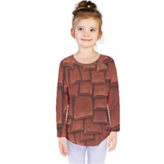 Chocolate Kids  Long Sleeve Tee