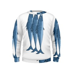 Mackerel Kids  Sweatshirt