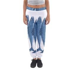 Mackerel Women s Jogger Sweatpants by Valentinaart