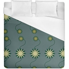 Repeat Duvet Cover (king Size) by AnjaniArt