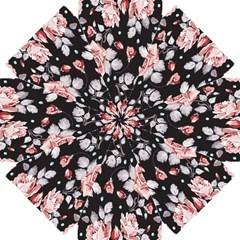 Vintage Flower Straight Umbrellas by Brittlevirginclothing