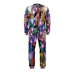 Pong Synth Curl Amorina 02 Whiskey 01 Peggi 05 Pstl Pz Pix Onepiece Jumpsuit (kids) by WolfepawFractals