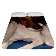 Smooth Fox Terrier Group Fitted Sheet (King Size)