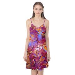 Floral Artstudio 1216 Plastic Flowers Camis Nightgown