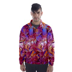 Floral Artstudio 1216 Plastic Flowers Wind Breaker (men)