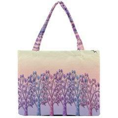 Magical Hill Mini Tote Bag by Valentinaart