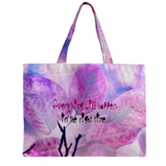 Magic Leaves Mini Tote Bag by Brittlevirginclothing