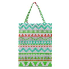 Cute Bohemian  Classic Tote Bag by Brittlevirginclothing