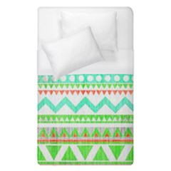 Cute Bohemian  Duvet Cover (single Size) by Brittlevirginclothing