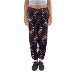 Free Dot Spiral Seamless Women s Jogger Sweatpants by AnjaniArt