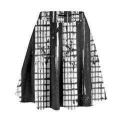 Whitney Museum Of American Art High Waist Skirt by Amaryn4rt