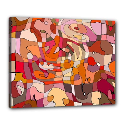 Abstract Abstraction Pattern Moder Canvas 20  X 16