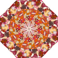 Abstract Abstraction Pattern Moder Straight Umbrellas by Amaryn4rt