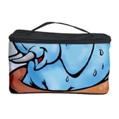 Elephant Bad Shower Cosmetic Storage Case