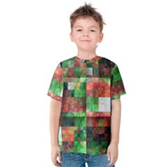 Paper Background Color Graphics Kids  Cotton Tee