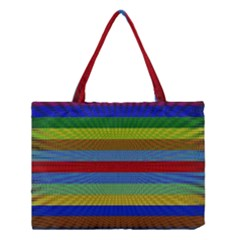 Pattern Background Medium Tote Bag