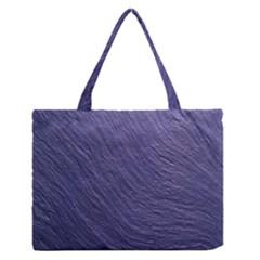 Textura Stone Medium Zipper Tote Bag by AnjaniArt