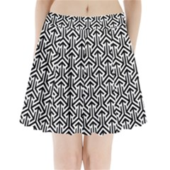 Tramas On Pinterest Geometric Patterns Pleated Mini Skirt by AnjaniArt