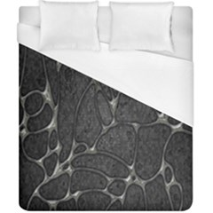 Texture Network Duvet Cover (california King Size) by AnjaniArt
