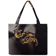 Fractal Mathematics Abstract Mini Tote Bag
