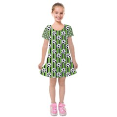 Ball Line Kids  Short Sleeve Velvet Dress by Jojostore