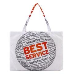 Best Service Medium Tote Bag by Jojostore