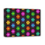 Pattern Background Colorful Design Deluxe Canvas 16  x 12