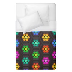Pattern Background Colorful Design Duvet Cover (Single Size)