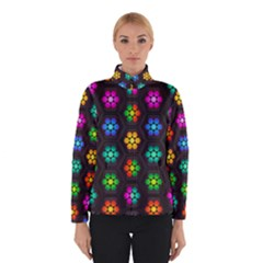 Pattern Background Colorful Design Winterwear