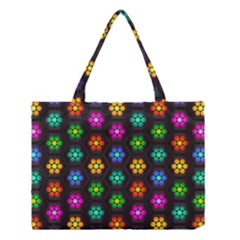 Pattern Background Colorful Design Medium Tote Bag