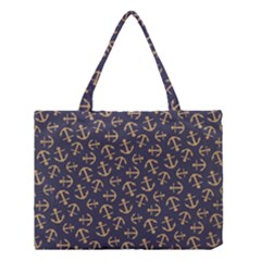 Anchor Ship Medium Tote Bag by Jojostore