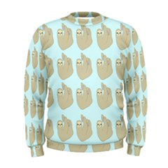 Kukang Animals Men s Sweatshirt by Jojostore
