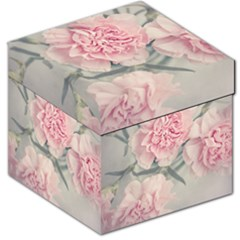 Cloves Flowers Pink Carnation Pink Storage Stool 12   by Amaryn4rt