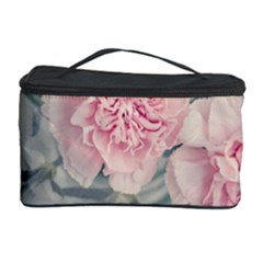 Cloves Flowers Pink Carnation Pink Cosmetic Storage Case by Amaryn4rt