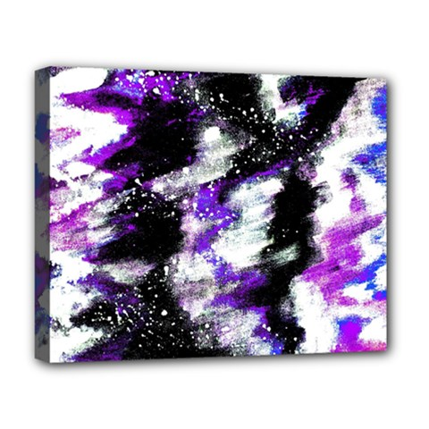 Abstract Canvas Acrylic Digital Design Deluxe Canvas 20  X 16
