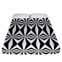 Background Fitted Sheet (queen Size) by Jojostore