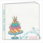 make a wish - 8x8 Photo Book (30 pages)