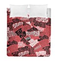 Tals Stupid Duvet Cover Double Side (Full/ Double Size) View1