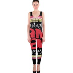 Cant Eat Onepiece Catsuit by Jojostore