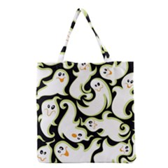 Ghosts Small Phantom Stock Grocery Tote Bag
